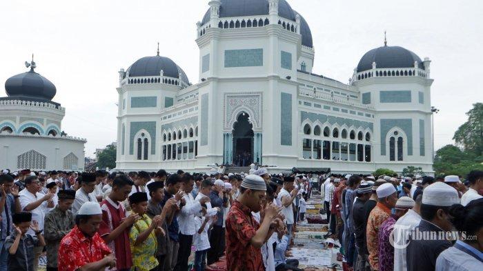 Pemkot Jambi Tetap Gelar Salat Idul Adha di Tengah Pandemi Covid-19