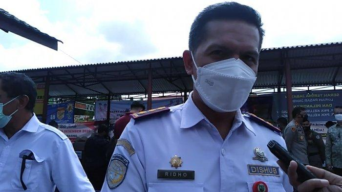 Batas Penyekatan Kabupaten Kota Soal Larangan Mudik, Dinas Perhubungan Kota Jambi Tunggu Rakor