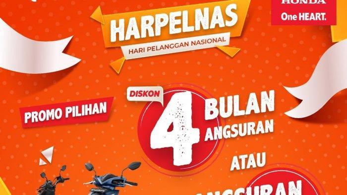 Info Honda Jambi, Sambut Harpelnas, Sinsen Berikan Promo Pilihan Menarik