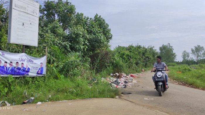 DLH Tanjab Timur Usulkan Pembangunan TPS3R di Lokasi Pembuangan Sampah Sabak Ilir