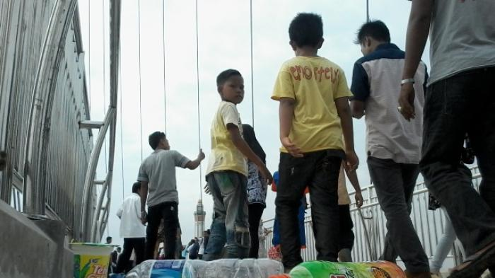 Siswa SMAN 11 Jambi Ini Nilai Belum Semua Remaja Sadari Pentingnya Bersih