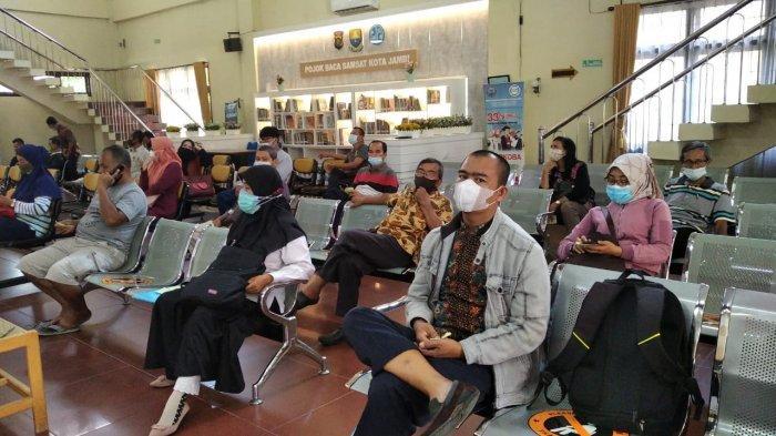 Sempat Tutup 3 Hari, Kantor Samsat Kota Jambi Sudah Dibuka Kembali