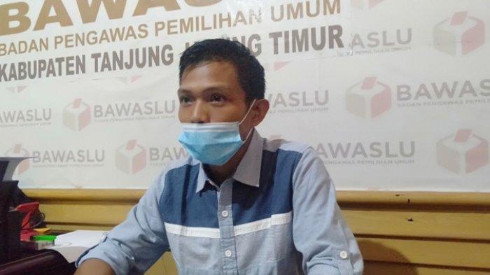 Bawaslu Tanjab Timur Bakal Awasi Proses Perekrutan PPK dan KPPS Untuk PSU Pilgub Jambi