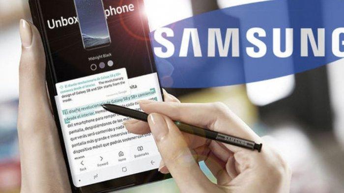 Bocoran Terbaru Bentuk Samsung Galaxy Note 10 Sudah Gunakan Teknologi jaringan 5G Ini Spesifikasinya