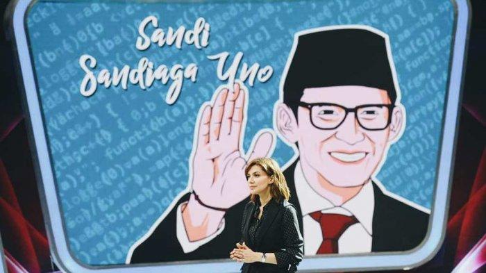 Najwa Shihab: 'Prabowo Jumatan di Mana?' Sandiaga Uno Sebut Great Disconnect, Ini Maksudnya