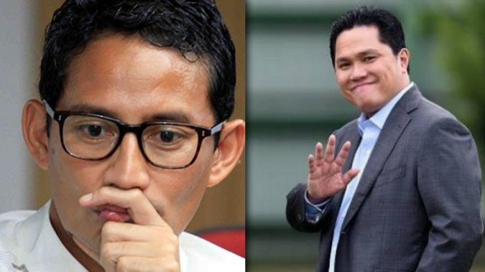 Erick Thohir dan Sandiaga Uno 'Bongkar' Masa Lalu di Mata Najwa, Ini Sebenarnya Kisah Persahabatan