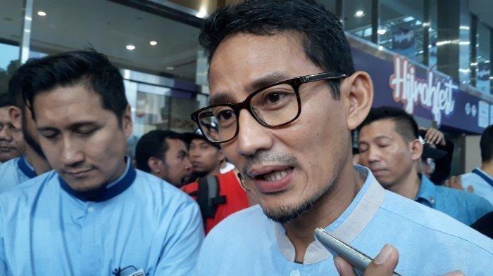 Video Penjelasan Sandiaga Uno, Apakah Akan Berada Dalam Koalisi Jokowi-Maruf Atau Tidak