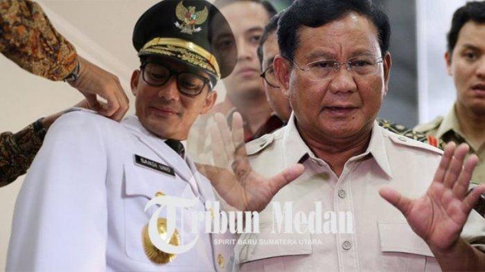 BREAKING NEWS: Sah! Prabowo Subianto - Sandiaga Uno Deklarasi Capres dan Cawapres