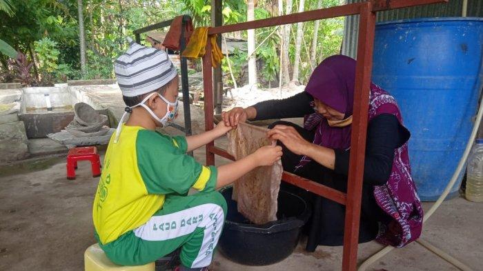 Sanggar Batik di Kota Jambi Merambah Bisnis Edukasi