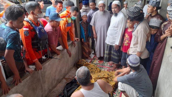 Santri Korban Tenggelam di Tabir Merangin Ditemukan 150 Meter dari TKP