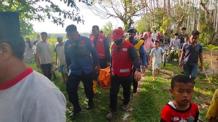 Santri di Sarolangun Ditemukan Tak Bernyawa Setelah 5 Jam Hanyut di Sungai Batang Asai