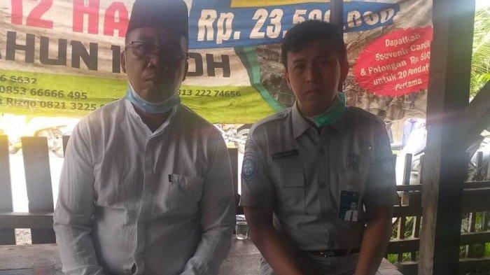 Jasa Raharja Bayarkan Santunan Kepada Korban Kecelakaan di Jalan Lintas Sumatera Bungo