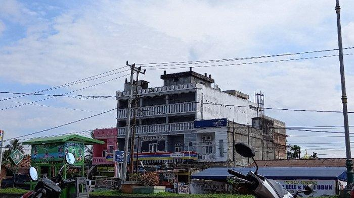 Bangunan Sarang Walet di Kabupaten Tebo Mulai Banyak & Belum Masuk PAD, Begini Kata Bupati Sukandar