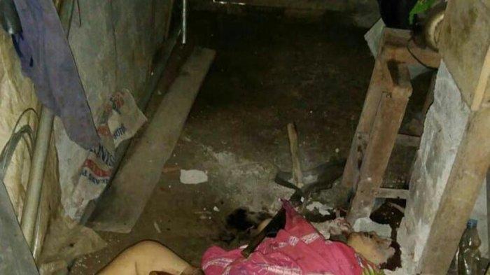 Sadis, Pembunuhan di Langkat, Sartini Tewas Dibunuh, Parang Masih Menancap di Sekitar Alat Vital
