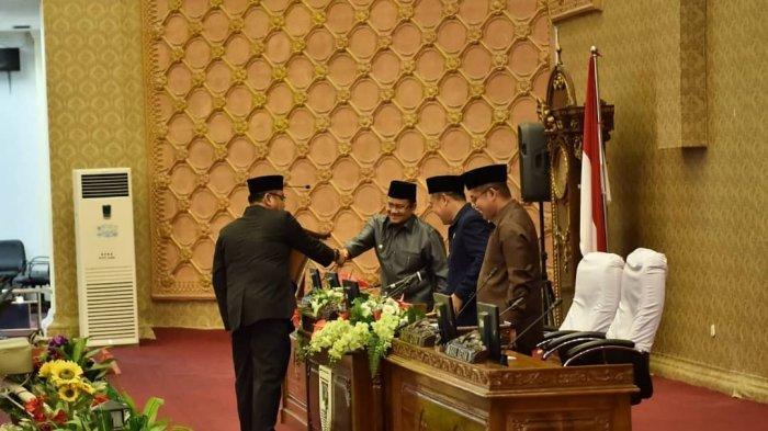 Ini Tanggapan Fraksi DPRD Kota Jambi Terhadap Nota Pengantar Perubahan APBD 2019