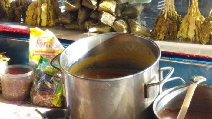 Jajal Kuliner Malam di Kota Jambi, Nikmati Sate Brutu Serundeng yang Banyak Peminatnya