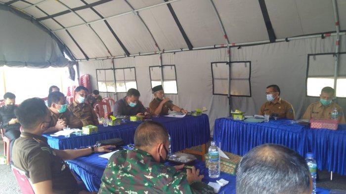 Satgas Covid-19 Kerinci Gelar Briefing Soal Bentuk Posko di Setiap Desa