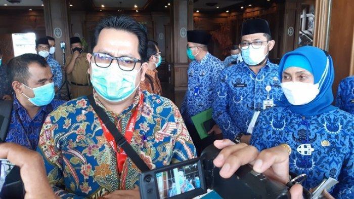 Satgas KPK Temui Pj Gubernur Jambi Sampaikan Pesan Pimpinan Soal Korupsi