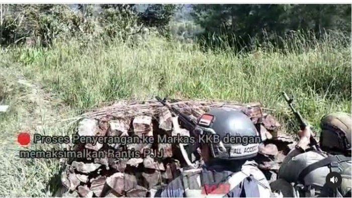 KKB Papua Kembali Berulah, Serang Polsek Kiwirok Sebabkan 1 Anggota Brimob Gugur