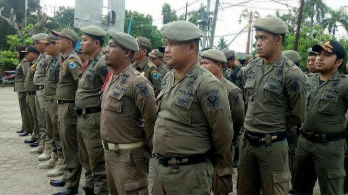 Tenaga Penegak Perda Dirumahkan, Puluhan Personel Satpol PP Batanghari Terkatung-Katung