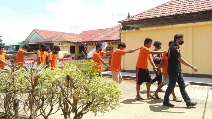 Selain Narkoba Kasus Ngelem Juga Menjadi Perhatian Pemerintah Kecamatan Mendahara