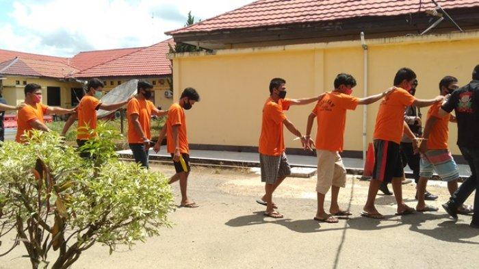 5 Daerah Ini Paling Rawan Peredaran Narkotika di Tanjung Jabung Timur