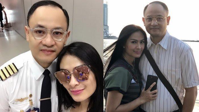Kehidupan Suami Iis Dahlia Satria Dewandono dan Istri, Pilot Garuda yang Disebut-sebut Angkut Harley