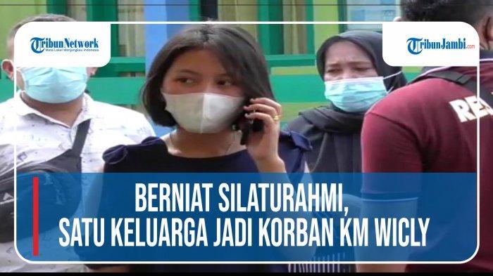 VIDEO Satu Keluarga Besar Jadi Korban Tenggelam Kapal KM Wicly, Niatnya Ingin Lebaran ke Dabok