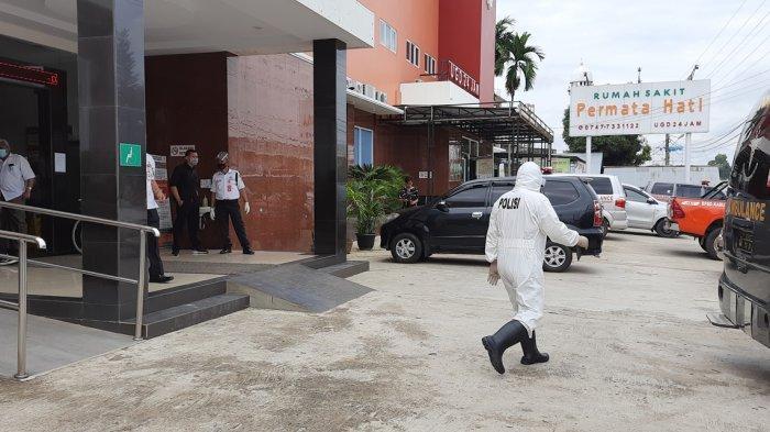 BREAKING NEWS Terduga Pasien Corona di Bungo Meninggal Dunia