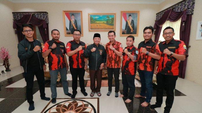 Fachrori Umar Beri Sapma Pemuda Pancasila Provinsi Jambi yang akan Gelar Rakerwil I