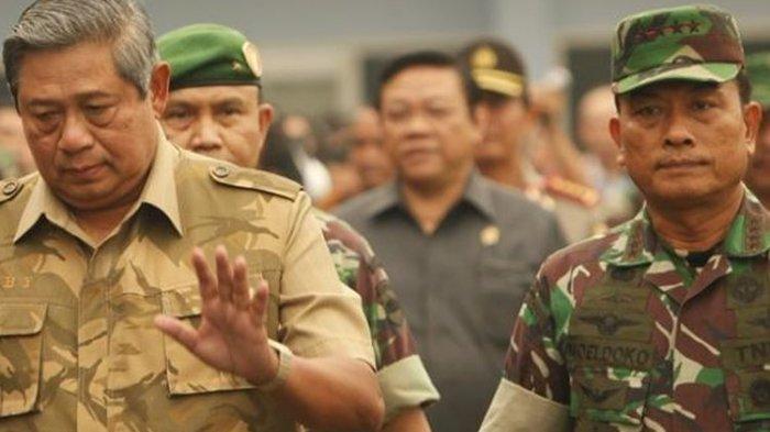 Saat Hubungan SBY & Jenderal Moeldoko Pasang Surut, Dulu Mesra Kini Dituding Kudeta Partai Demokrat