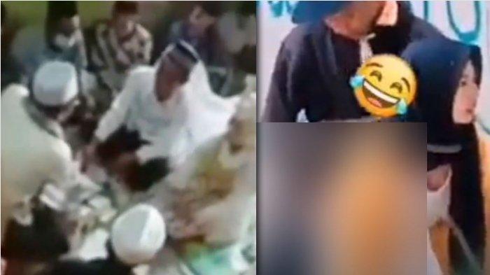 HOAX Pasangan Pemeran Video Mesum Parakan 01 Menikah, Video Asusilanya Sempat Viral di Medsos