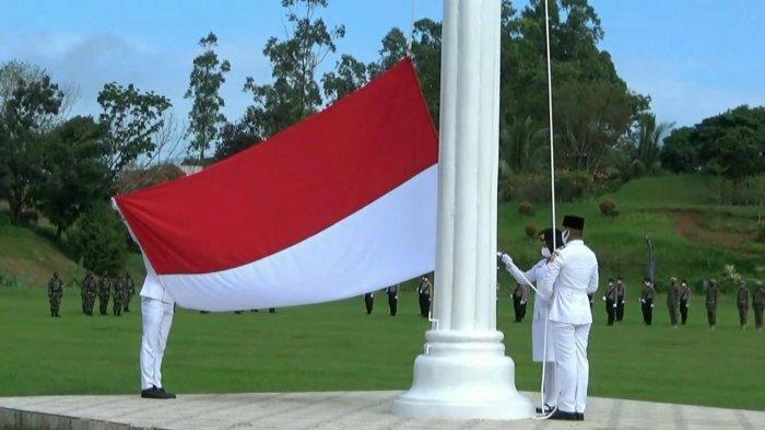 Sebanyak 30 anggota paskibraka Kabupaten Tanjabtim, mulai tanggal 30 Juli ini memasuki mes karantina