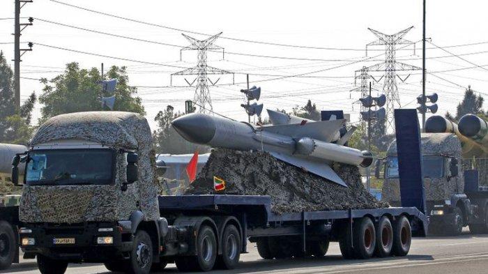 5 Senjata Paling Ampuh Andalan Iran yang Buat Keder Amerika Serikat, No 4 Bikin Israel Gentar