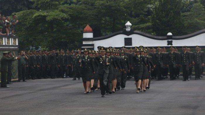 1.262 Calon Perwira dan Pelatih di Secapa AD Bandung Positif Covid-19, Disebut Sebagai Klaster Baru