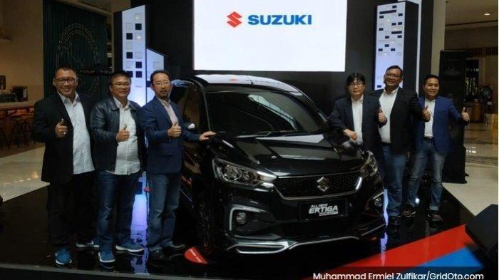 Promo Paket Merdeka, Suzuki Beri DP Ringan Mulai Rp 5 Juta