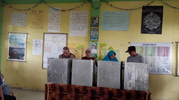 Bawaslu Rekomendasi TPS Teluk Kecibung Pemilihan Ulang, KPU Sarolangun Pilih Tunggu Pleno