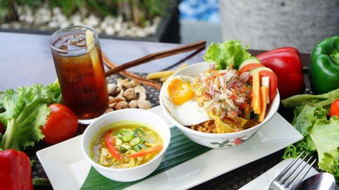 Sego Mang Kok'i Alternatif Menu Makan Siang di Swiss-Belhotel Jambi