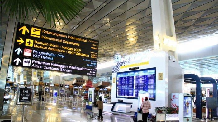 Trafik Penerbangan di Bandara Sultan Thaha Meningkat, Tak Terpengaruh Pemberlakuan Rapid Tes Antigen