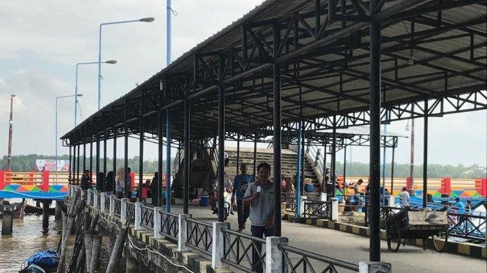 Agen Pelabuhan di LLASDAP Kuala Tungkal Minta Disediakan Pos Pemeriksaan Virus Corona