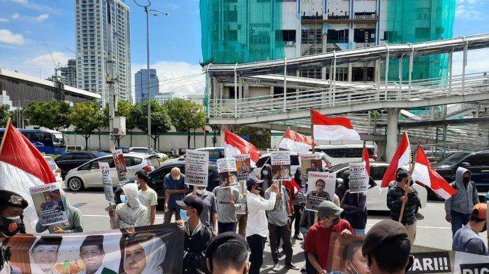 Demo di Bawaslu RI dan DKPP Minta Ambil Alih Laporan Dugaan Pelanggaran Pilkada Provinsi Jambi