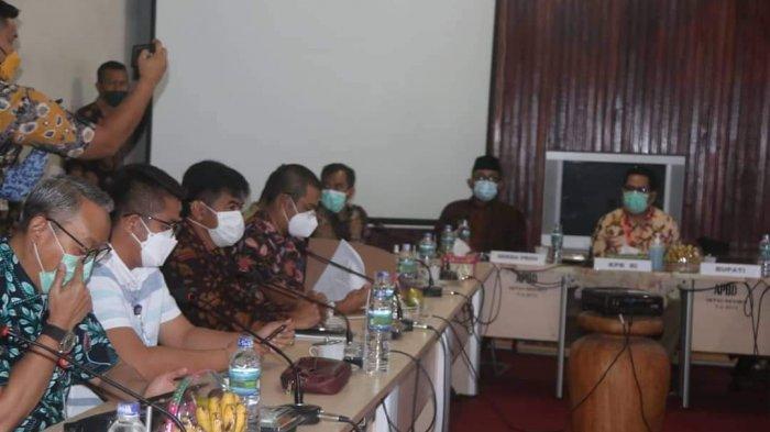 Sekda Provinsi Jambi Fasilitasi Tindak Lanjut Penyelesaian Aset Kerinci dan Sungai Penuh