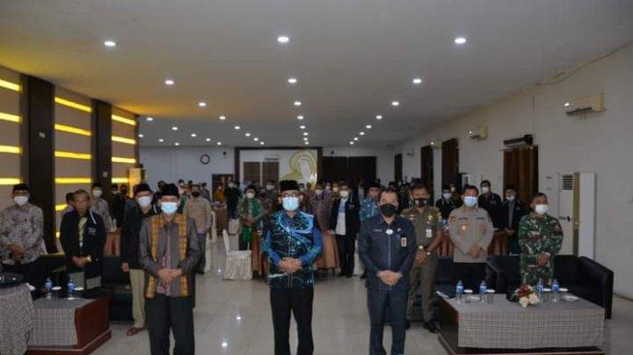 Sekda Sudirman Harap FKUB Berkontribusi Menjaga Tenun Kebangsaan di Provinsi Jambi