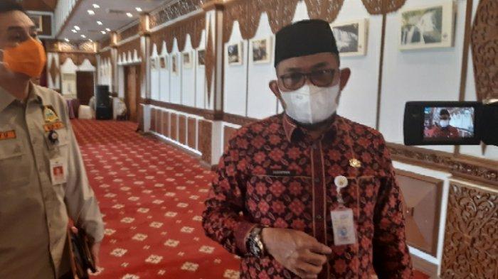Pembangunan Gedung VVIP RSUD Raden Mattaher Jambi Jadi Temuan BPK, Ini Tanggapan Pemprov