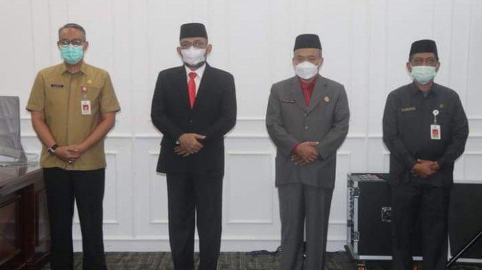 Sekda Sudirman Lantik Pejabat Fungsional Lingkup Pemprov Jambi