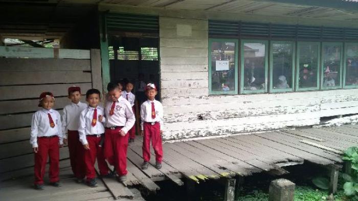 Banyak Sekolah Berada di Titik Rawan Bencana di Kerinci