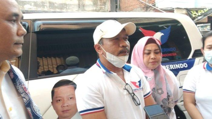 Silaturahmi ke DPD Tanjab Barat, DPW Perindo Apresiasi Kerja keras Pembentukan DPC Setiap Kecamatan