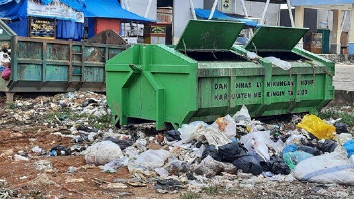 Selama Ramadhan, Jumlah Sampah di Bungo Meningkat