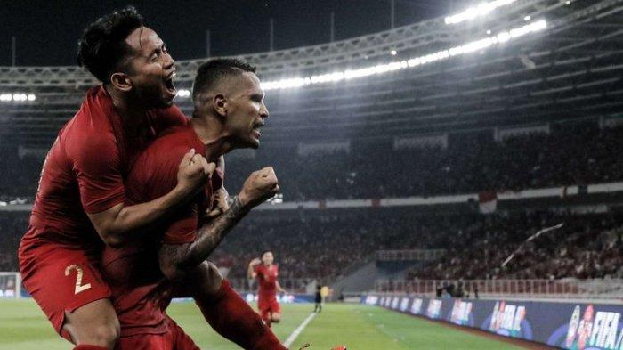 SEDANG BERLANGSUNG  Laga Timnas Indonesia Vs Thailand, Tonton Via LIVE STREAMING!