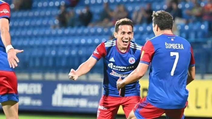 EGY MAULANA Sumbang Assist Untuk Kemenangan FK Senica, Debut Manis di Slovakia